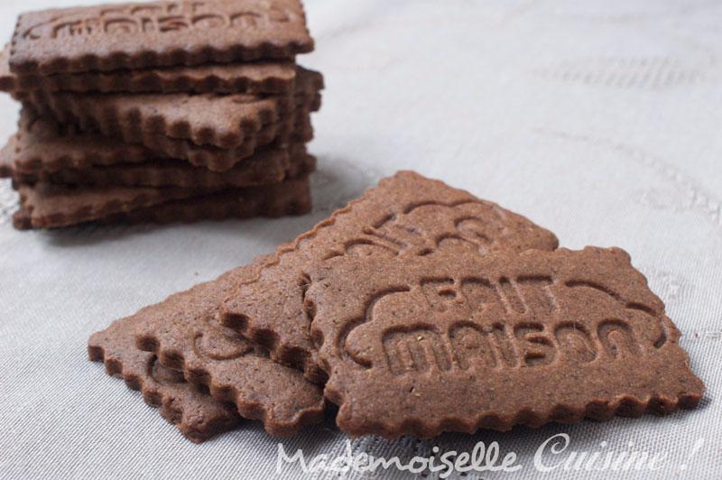 biscuits au chocolat recette de cuisine mademoiselle cuisine recettes astuces actu cuisine. Black Bedroom Furniture Sets. Home Design Ideas