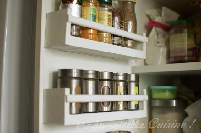 Fabriquer ses tag res pices recette de cuisine mademoiselle cuisine - Comment faire une etagere ...