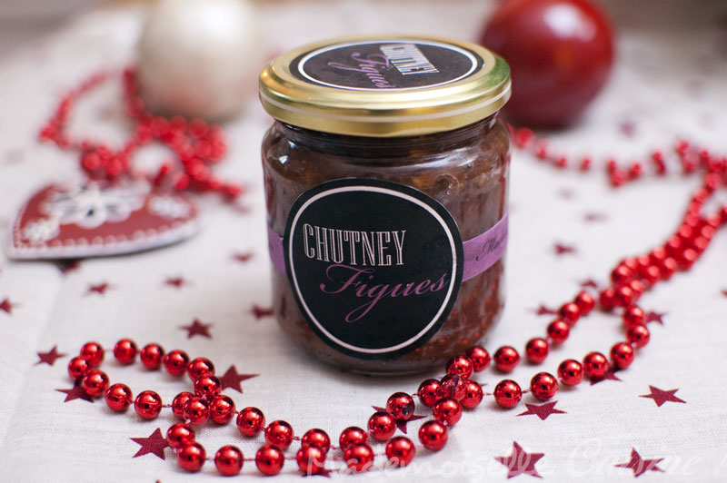 recette chutney figues