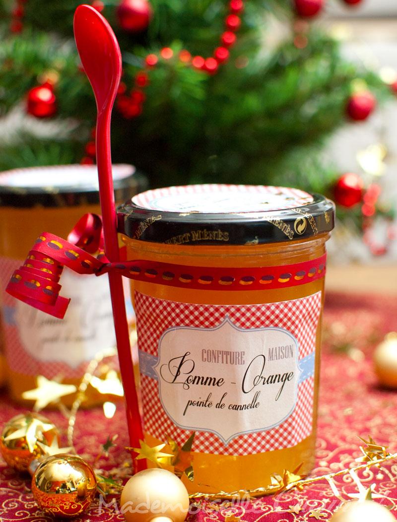 Confiture pomme orange cannelle recette de cuisine - Cuisine orange ...